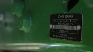 2012 John Deere 6175r-15