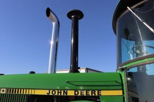 1981 John Deere 4640 11