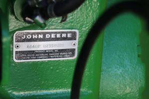 1981 John Deere 4640 40