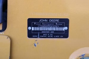 2011 John Deere 326D 19