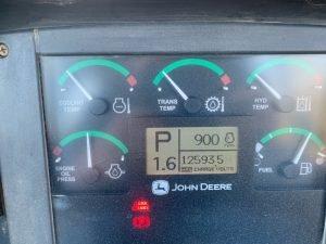 2012 John Deere 750J 8